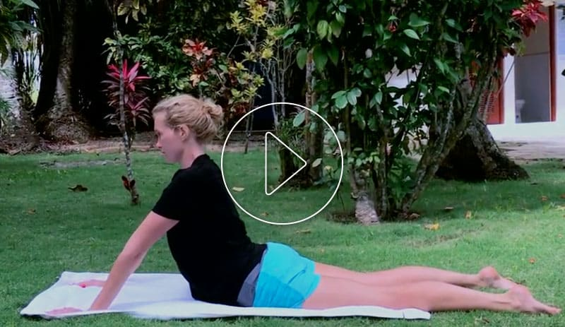 Back Extension – Cobra Pose