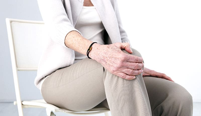 Knee Pain is NOT a sign of Aging!!!