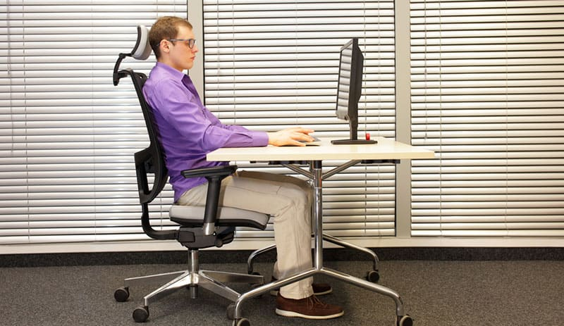 6 Tips for Healthier Sitting at your Computer